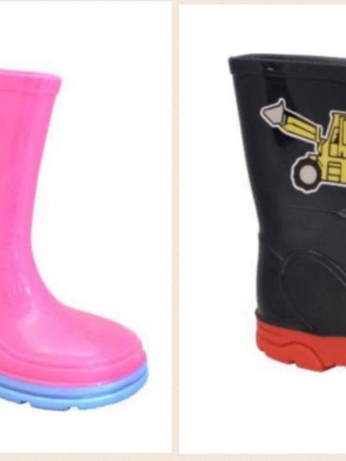 Puddle Wellies