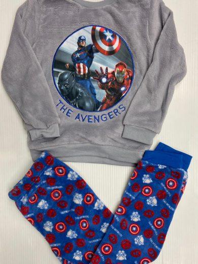 Marvel Avengers Fleece Pyjamas