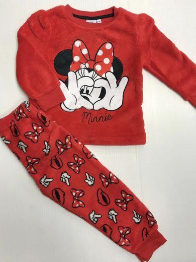 Disney Minnie Fleece Pyjamas
