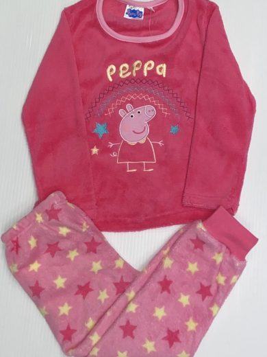 Peppa Pig Fleece Pyjamas