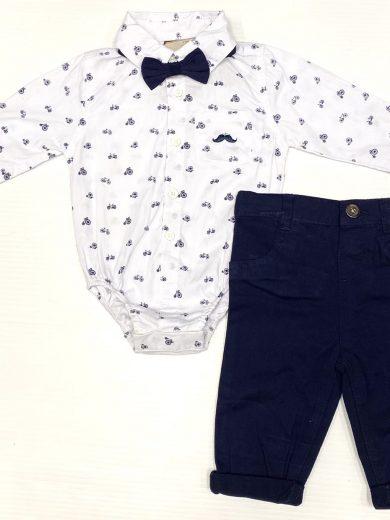BABY SHIRT/PANTS SET
