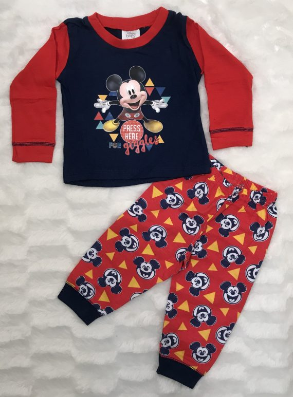 BABY DISNEY MICKEY PYJAMAS