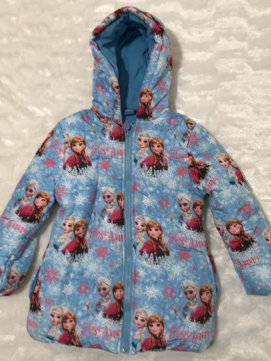 GIRL'S DISNEY FROZEN COAT