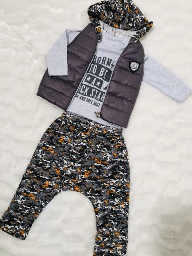 BABY 3-PIECE OUTFIT