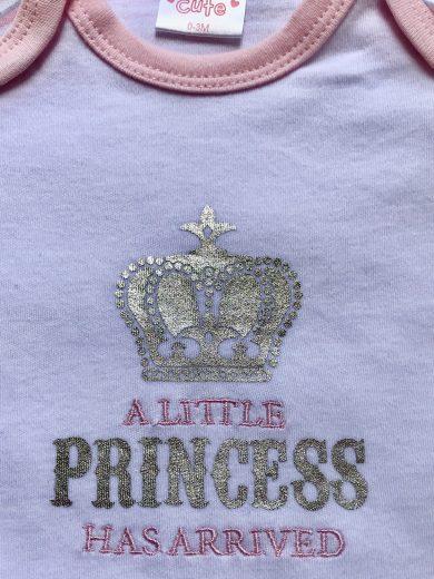 LITTLE PRINCESS 7-PIECE LAYETTE