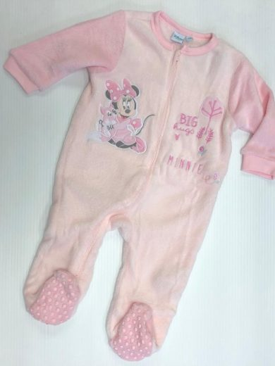 DISNEY BABY MINNIE ONESIE