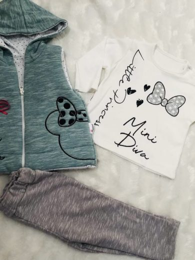 BABY MINI DIVA OUTFIT