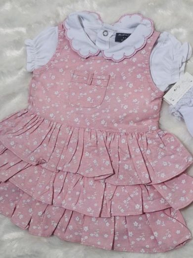 BABY 3-PIECE DRESS SET