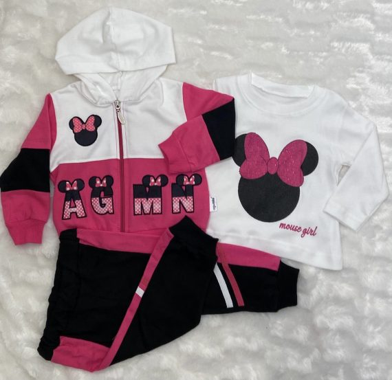 Mouse Girl Tracksuit