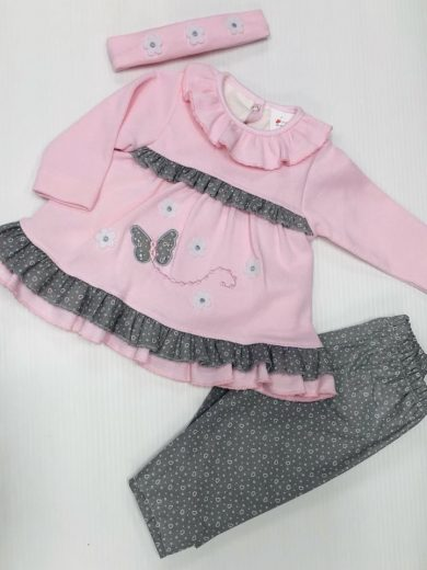 BABY GIRL'S DRESS OUTFIT