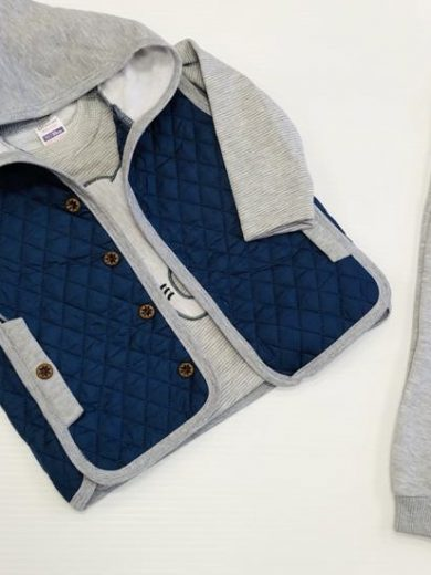 BOYS 3-PIECE OUTFIT