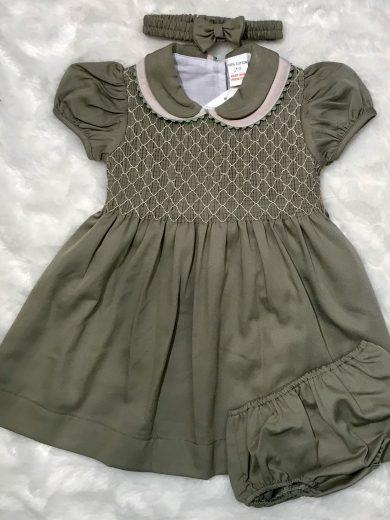 BABY SPANISH-STYLE DRESS