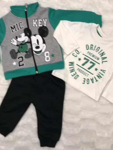 BABY MICKEY OUTFIT