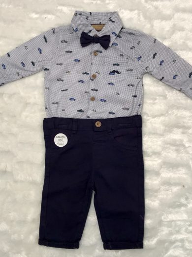 3-PIECE BABY BOY'S OUTFIT