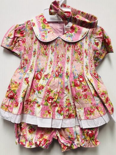 3-PIECE DRESS SET