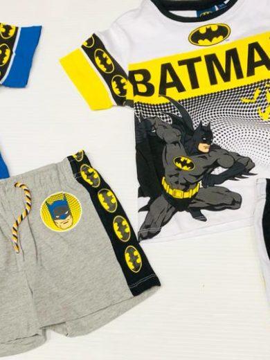 BATMAN TOP/SHORTS SET