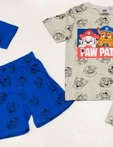 PAW PATROL SHORTS PYJAMAS