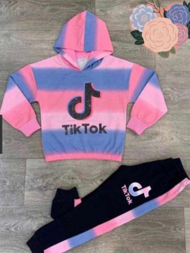 TIK TOK GIRL'S TRACKSUIT