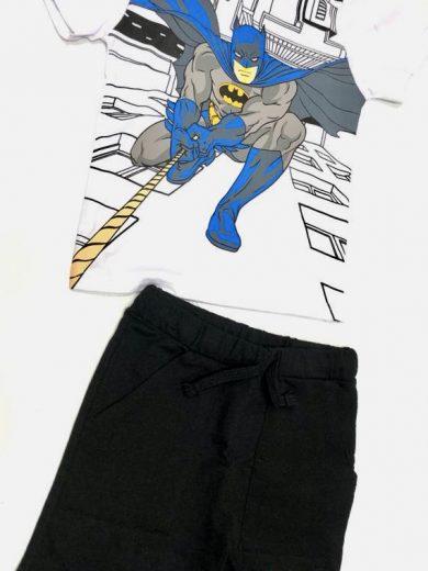 BATMAN 2-PIECE OUTFIT
