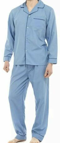Mens Champion Poly Cotton Pyjamas