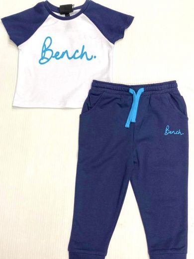 BABY BENCH 2-PIECE OUTFIT