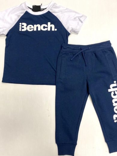 BOY'S BENCH 2-PIECE OUTFIT