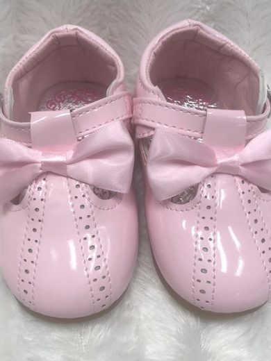 GIRL'S BOW SHOES - NEW STYLE