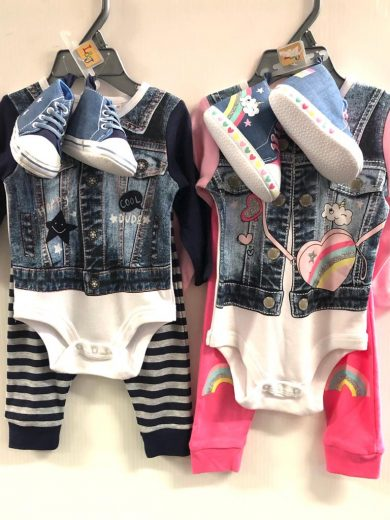 BABY 3-PIECE OUFIT