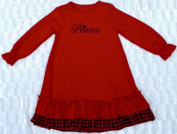 PRINCESS SMOCK DRESS