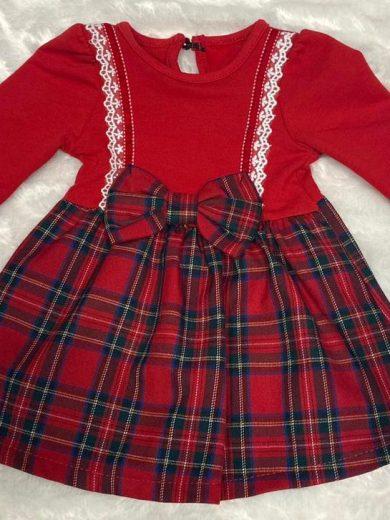 BOW DRESS